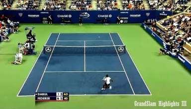 20 امتیاز دیدنی رقابت های تنیس آزاد آمریکا 2017