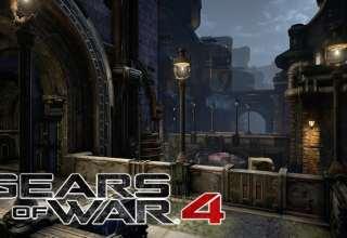 تریلری از بروزرسانی ماه آگوست بازی Gears of War 4