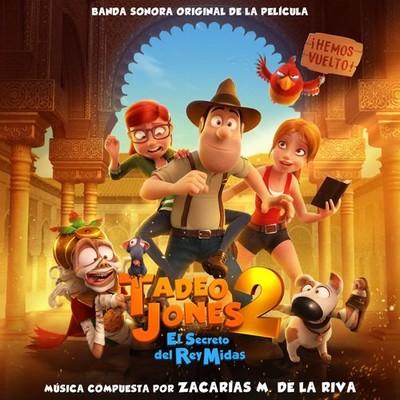 دانلود موسیقی متن انیمیشن Tadeo Jones 2: El secreto del Rey Midas