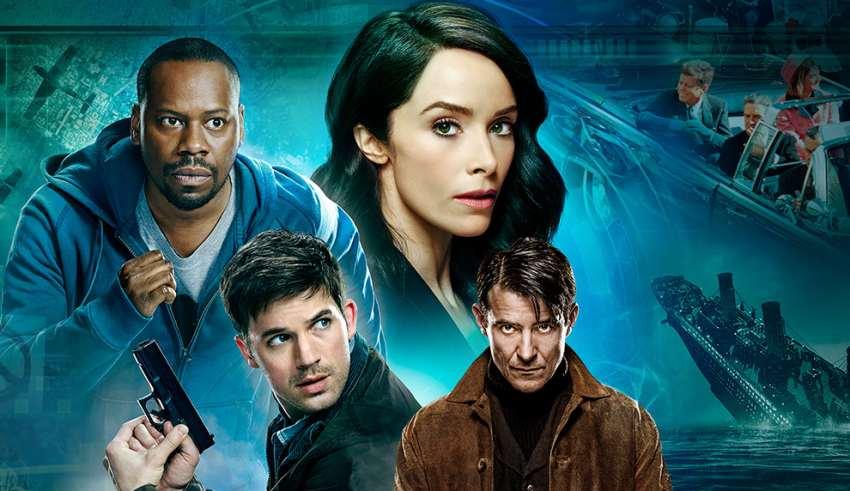 فیلمبرداری فصل دوم سریال Timeless در ماه نوامبر آغاز میگردد