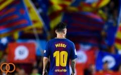 سرنوشت بارسلونا و مسی در صورت استقلال کاتالان؛ آبی و اناریها به لیگ برتر می روند!