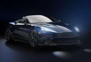 Aston Martin Vanquish S Volante Tom Brady Signature Edition 2018 Wallpaper