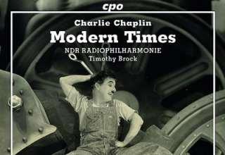 دانلود موسیقی متن فیلم Modern Times – توسط Charles Chaplin