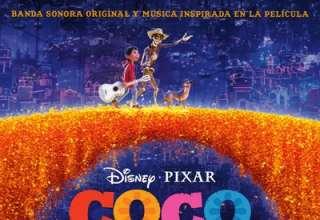 دانلود موسیقی متن انیمیشن Coco