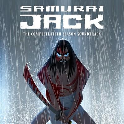 دانلود موسیقی متن سریال Samurai Jack