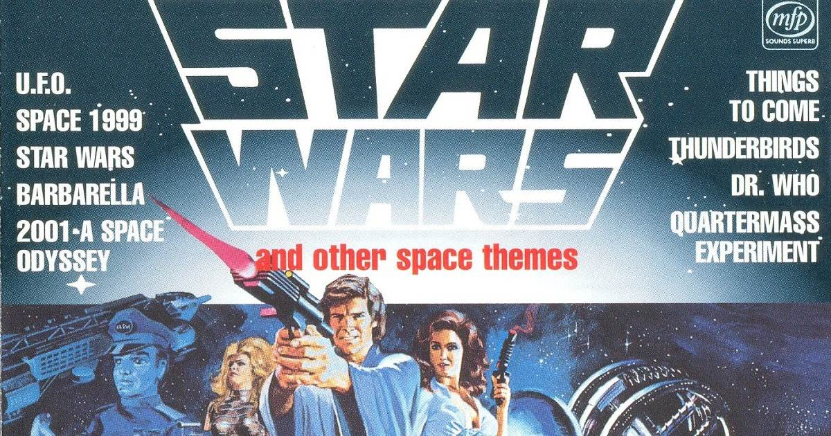 Download Star Wars And Other Space Themes Soundtrack By