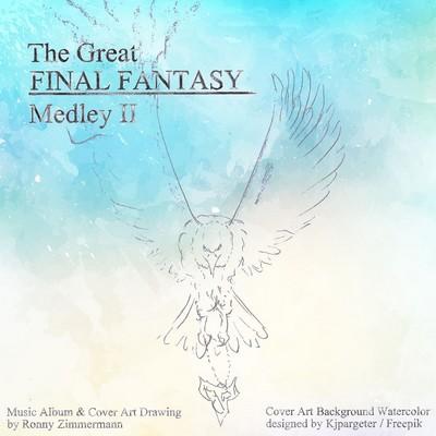 دانلود موسیقی متن بازی The Great Final Fantasy Medley I-II