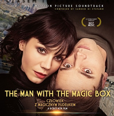 the man with the magic box 2017 دانلود فیلم