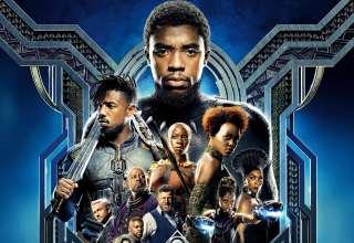 Black Panther 2018 Wallpaper