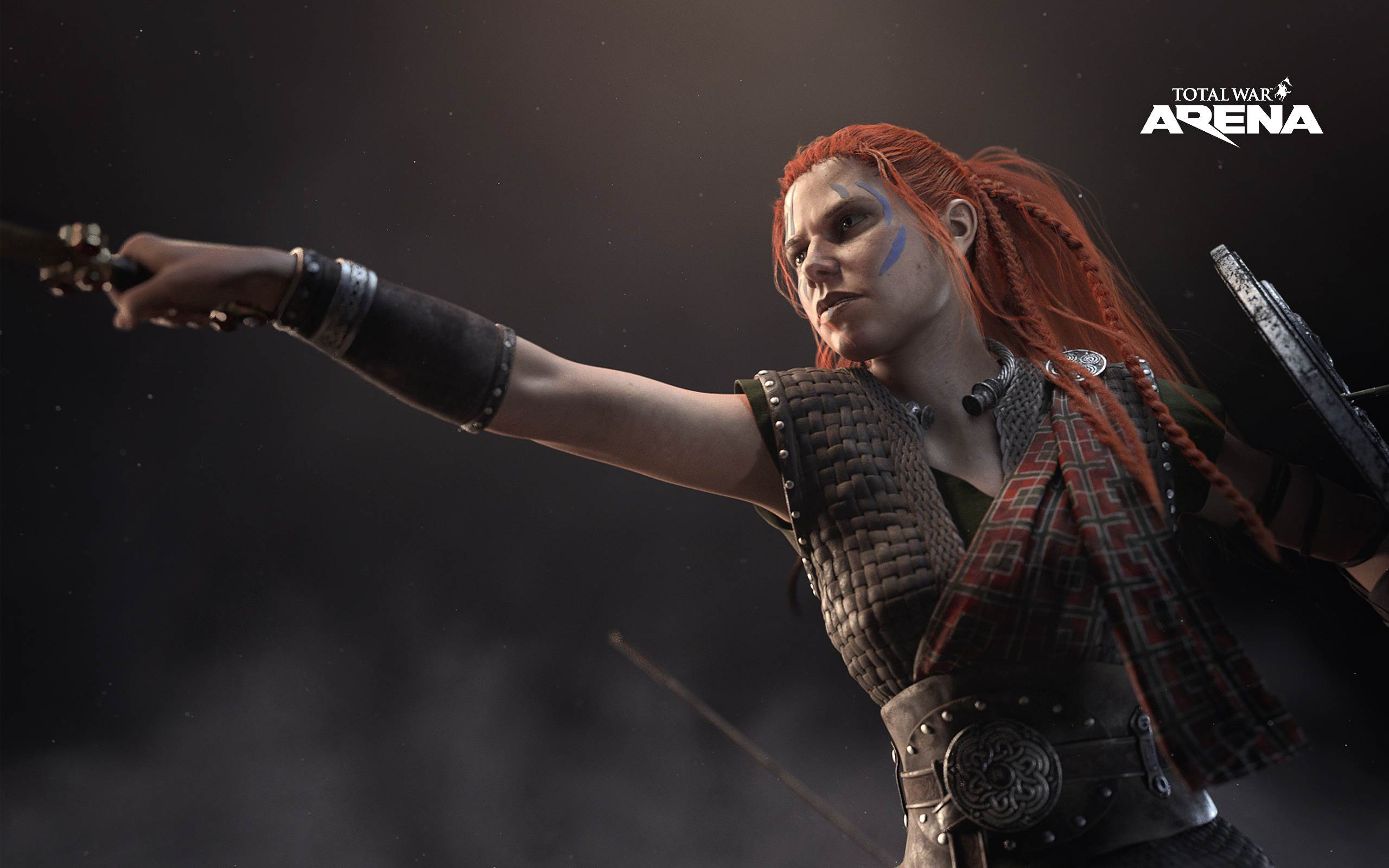 Boudica In Total War: Arena Wallpaper