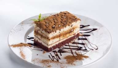 Cake Souffles Cream Chocolate Wallpaper