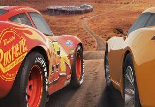 Cars 3 Lightning Mcqueen Cruz Ramirez 4k Wallpaper