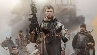 Chris Hemsworth In 12 Strong 2018 Wallpaper