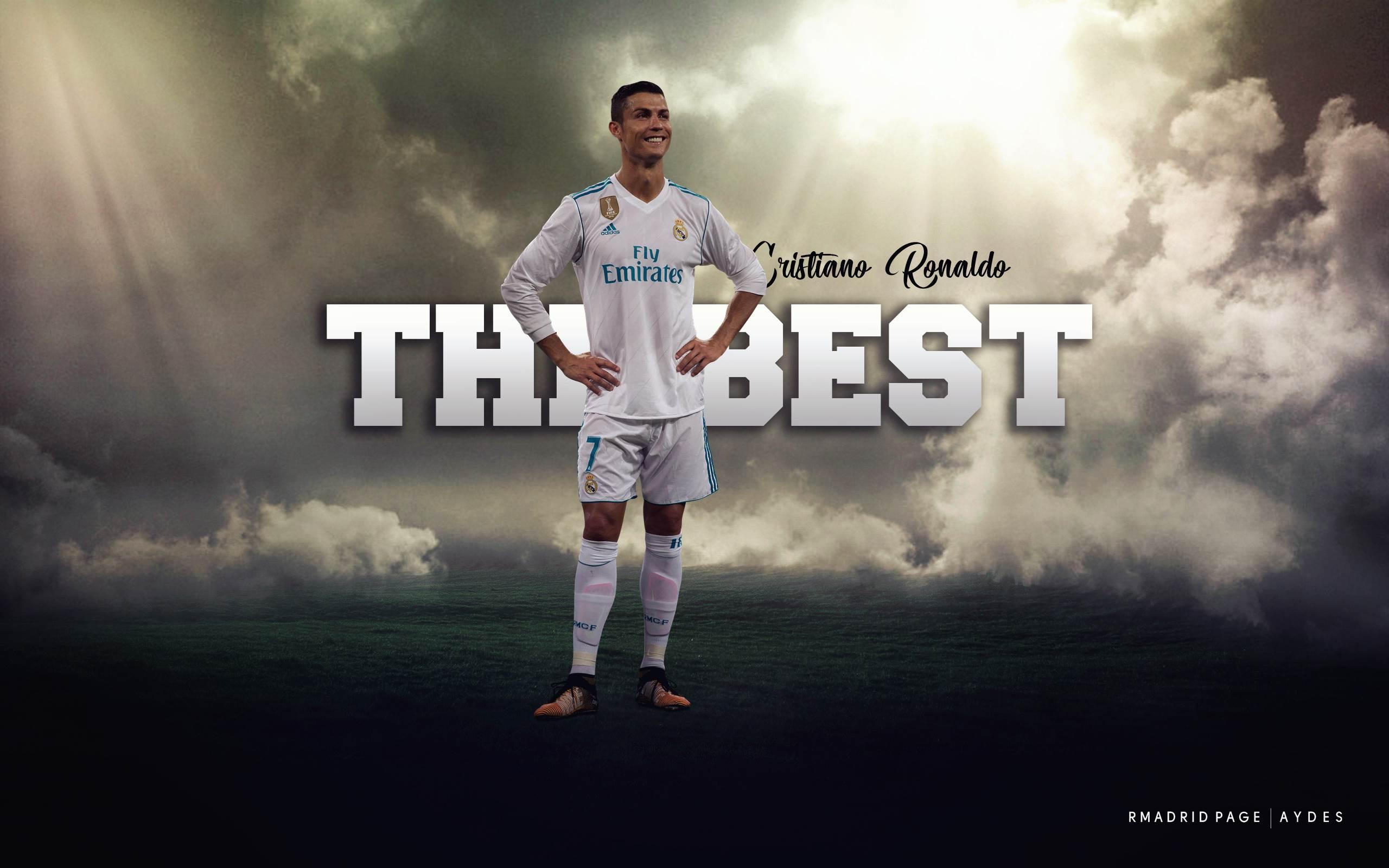 Cristiano Ronaldo The Best Wallpaper