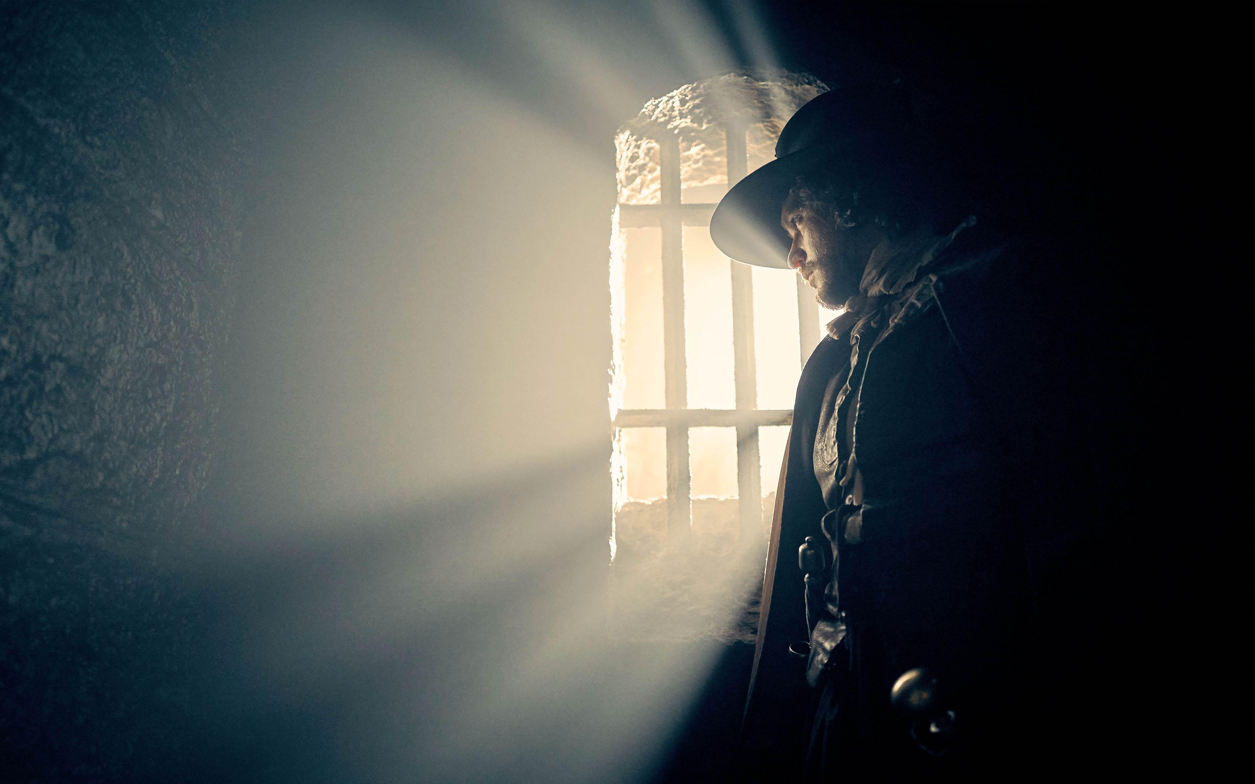 Kit Harington In Gunpowder 2017 TV Series 4k Wallpaper