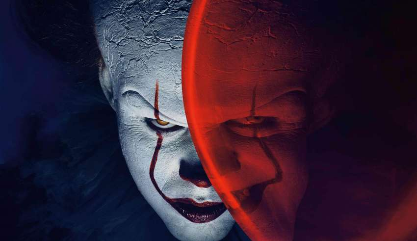 It Horror Movie 2017 Wallpaper
