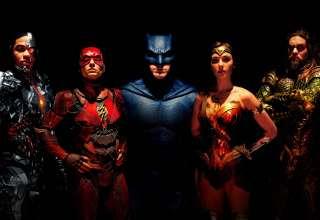 Justice League Heroes 4k Wallpaper