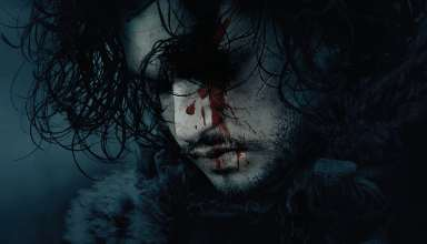 Kit Harington As Jon Snow In Game Of Thrones Wallpaper