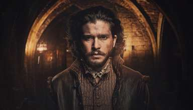 Kit Harington In Gunpowder Wallpaper