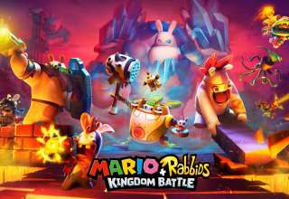 Mario Rabbids Kingdom Battle Wallpaper