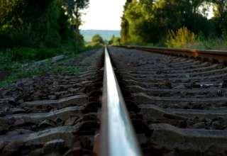 Railway Rails Track Wallpaper