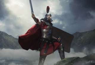Roman Commander Germanicus Total War: Arena Wallpaper