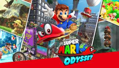 Super Mario Odyssey Wallpaper