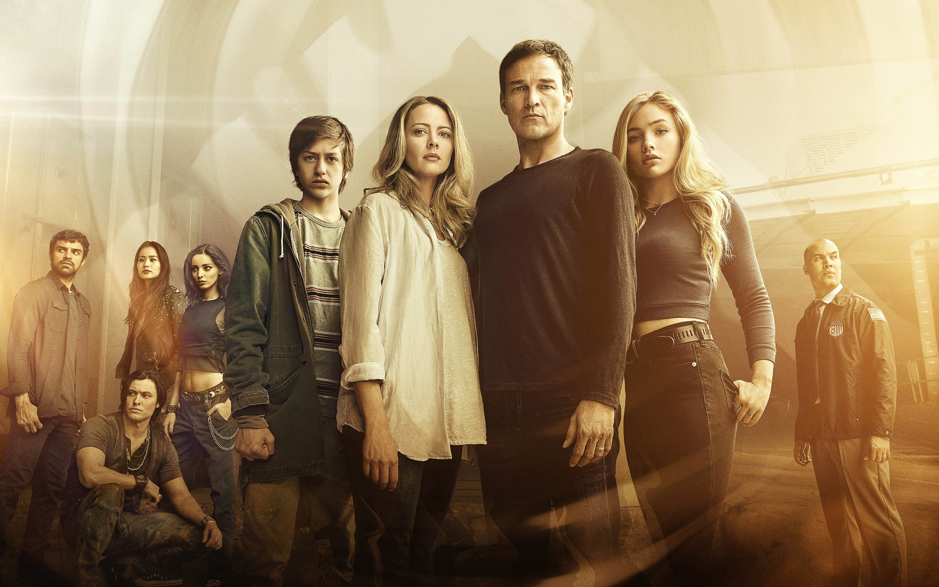 The Gifted TV Show 2017 Wallpaper