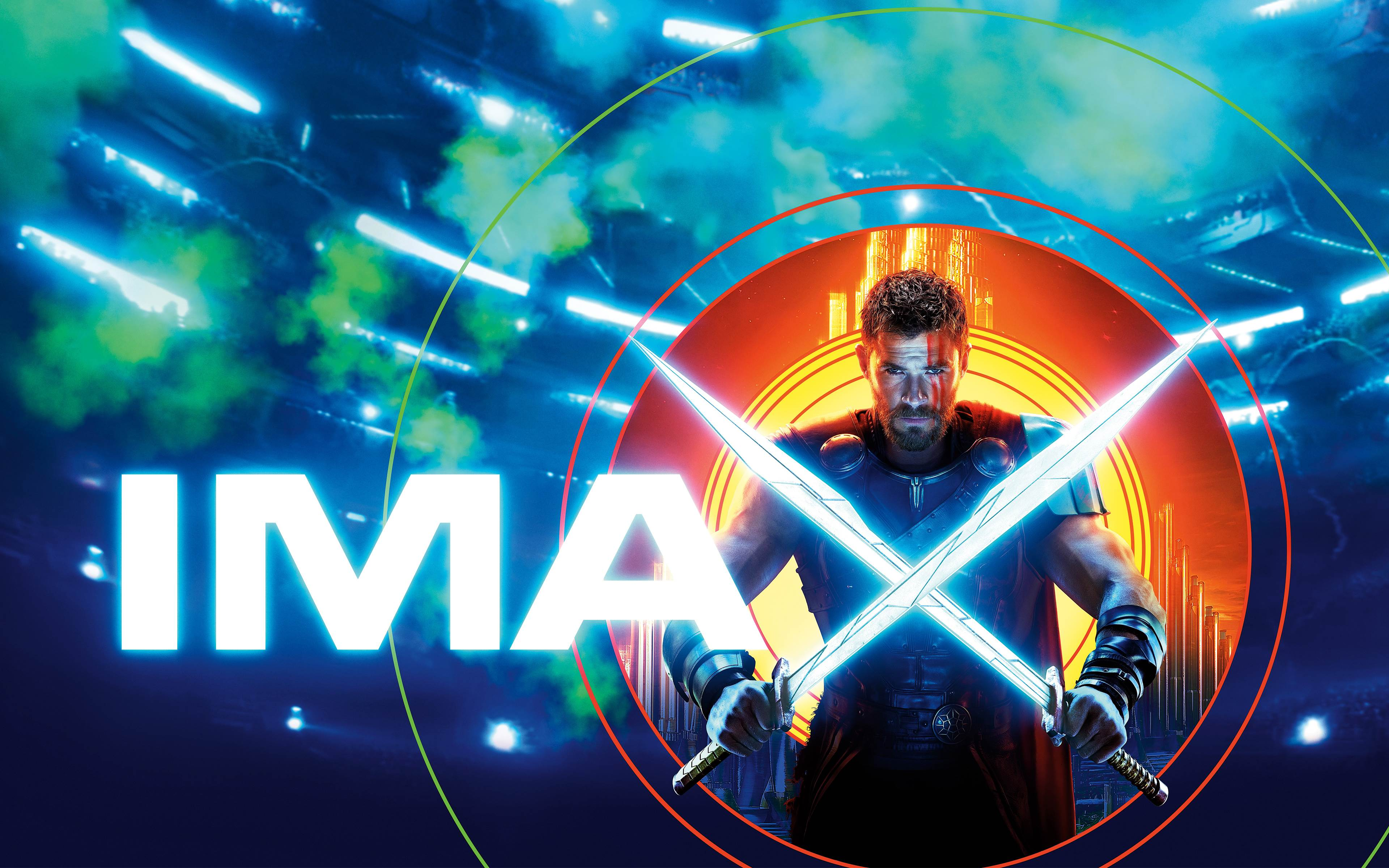 Thor: Ragnarok IMAX 4k Wallpaper
