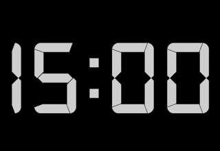 15 دقیقه