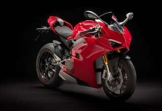Ducati Panigale V4 S 4k 2018 Wallpaper