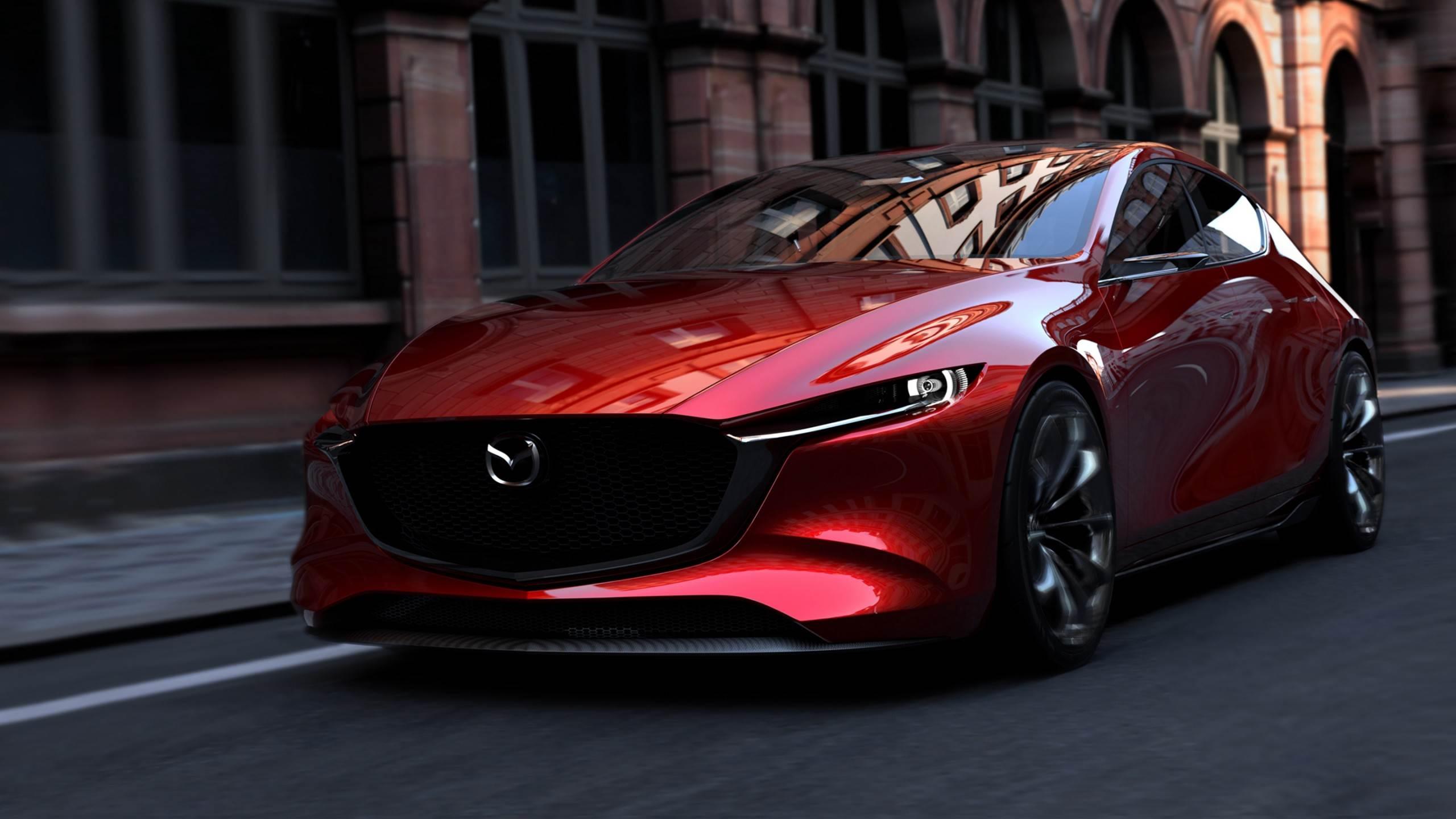 Mazda Kai Concept 2019 Wallpaper