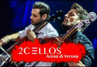 LIVE at Arena di Verona by 2CELLOS