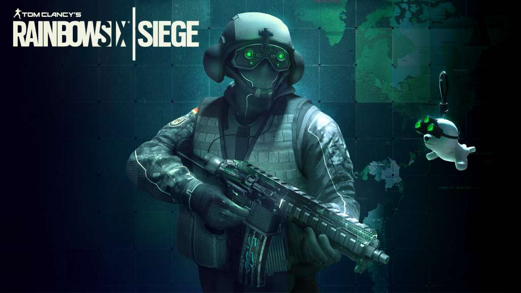 Tom Clancys Rainbow Six Siege Wallpaper