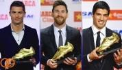 کفش طلای اروپا