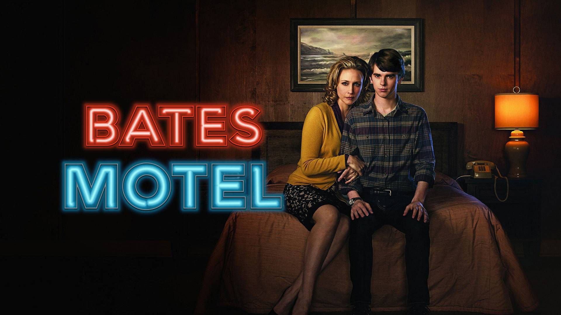 Bates Motel Wallpaper