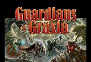 دانلود موسیقی متن بازی Guardians of Graxia