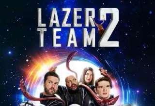 دانلود موسیقی متن فیلم Lazer Team 2
