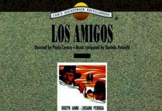 دانلود موسیقی متن فیلم Los Amigos
