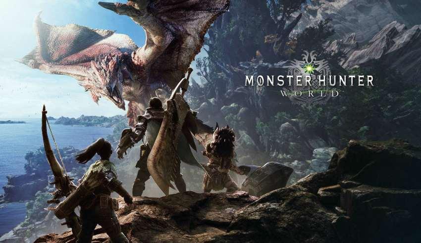 Monster Hunter: World Wallpaper