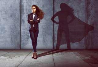 Successful Woman Wallpaper