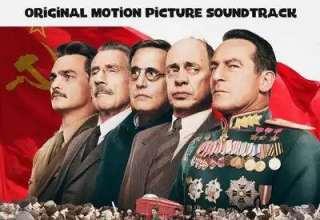 دانلود موسیقی متن فیلم The Death of Stalin
