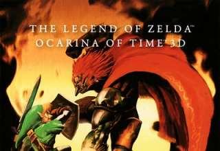 دانلود موسیقی متن بازی The Legend of Zelda: Ocarina of Time 3D
