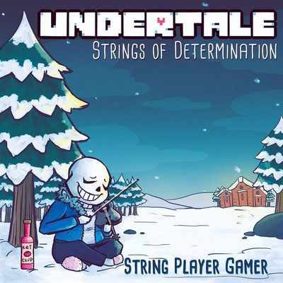 دانلود موسیقی متن بازی Undertale: Strings Of Determination