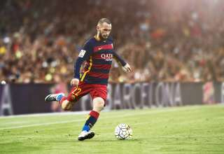 Aleix Vidal FC Barcelona Wallpaper