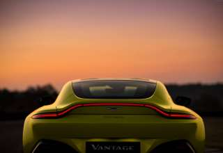 Aston Martin Vantage 2018 Cars 5k Wallpaper