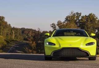 Aston Martin Cantage 2018 Wallpaper