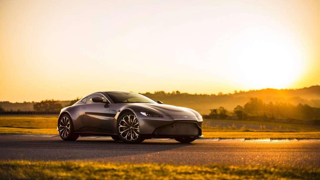 Aston Martin Vantage 4k 2018 Wallpaper