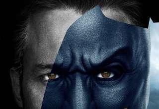 Batman Ben Affleck In Justice League Wallpaper