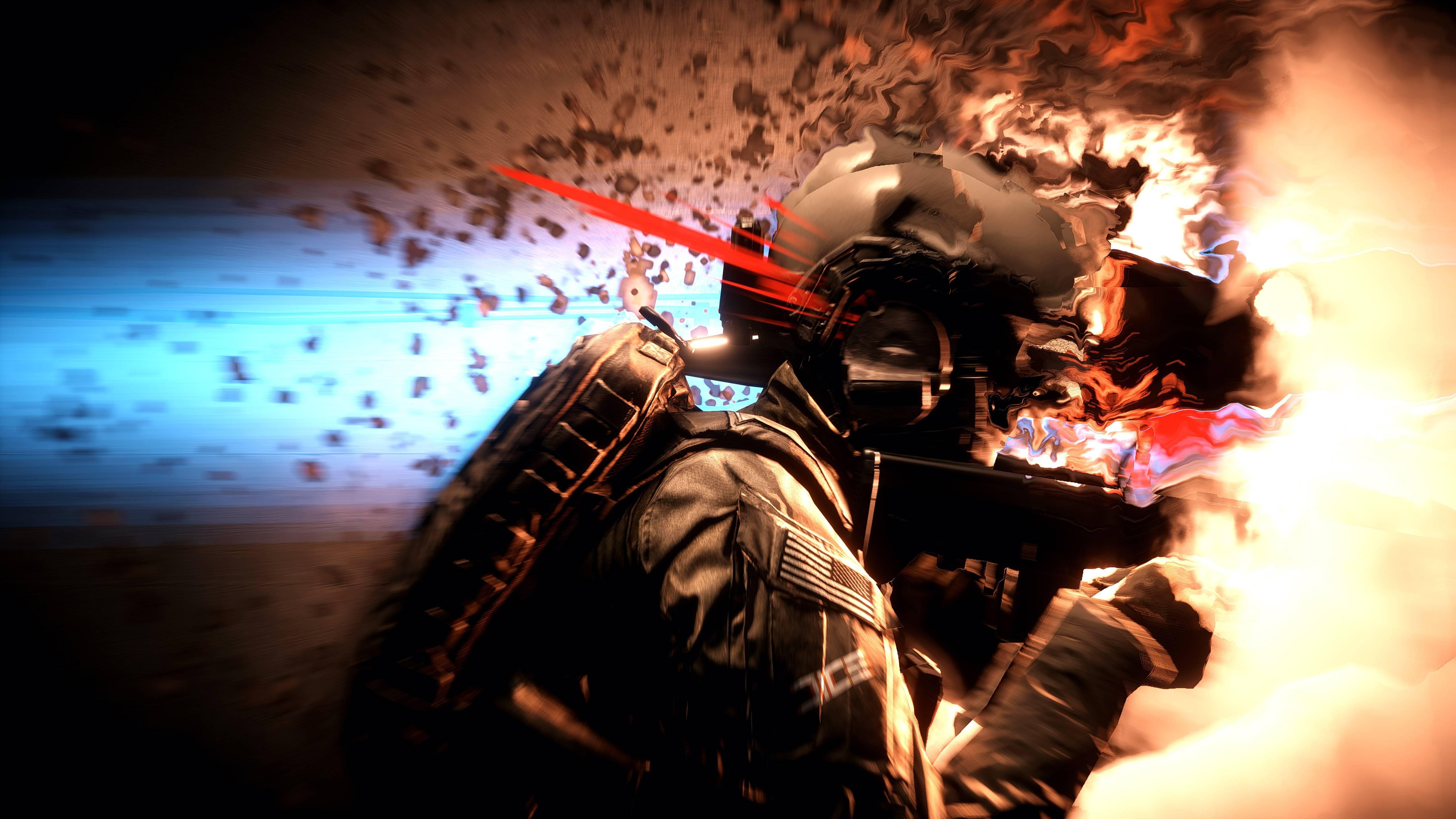 Battlefield 3 солдат линии оружие анонимно